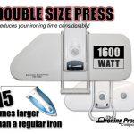 Speedypress super Mega presse à repasser